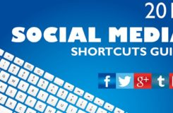 social media shortcut guide