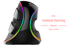 best vertical gaming mouse