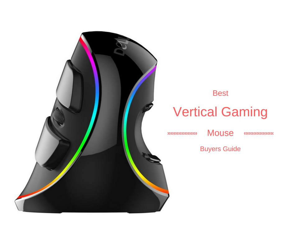 Ten Best Vertical Gaming Mouse Reviews & 2019 Guide - Keyboard Queen